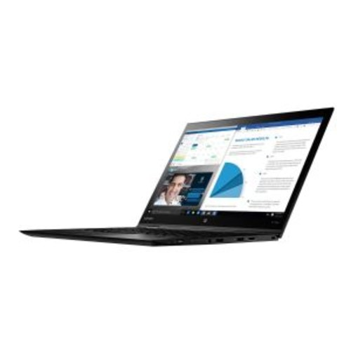 Lenovo ThinkPad X1 Yoga 20FQ - Ultrabook - Core i5 6300U / 2.4 GHz - Win 10 Pro 64-bit - 8 GB RAM - 128 GB SSD - no ODD - 14
