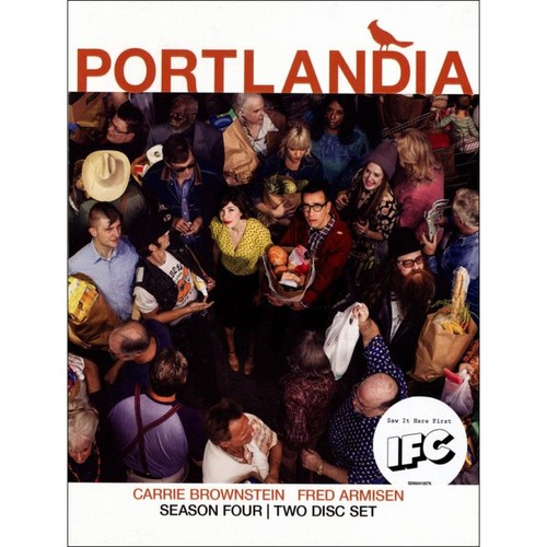 Portlandia: Season Four [2 Discs] [DVD]