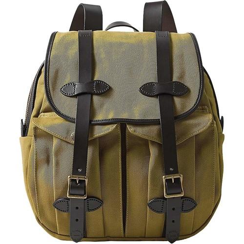 Filson Twill Rucksack Bag, Tan 70262-TN