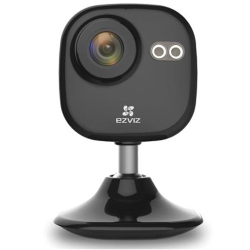 EZVIZ Mini Plus CV-200 1080p Wi-Fi Indoor Cloud Camera, Black CV-200 (MINI PLUS)