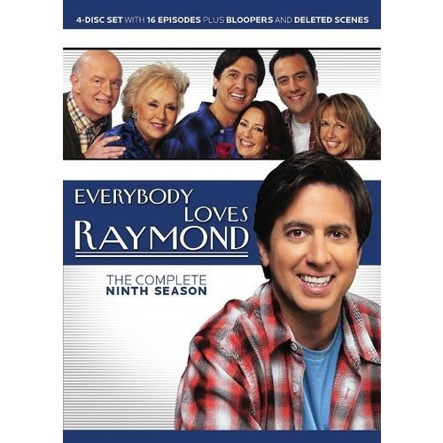 Everybody Loves Raymond: The Complete Ninth Season [4 Discs] [DVD]