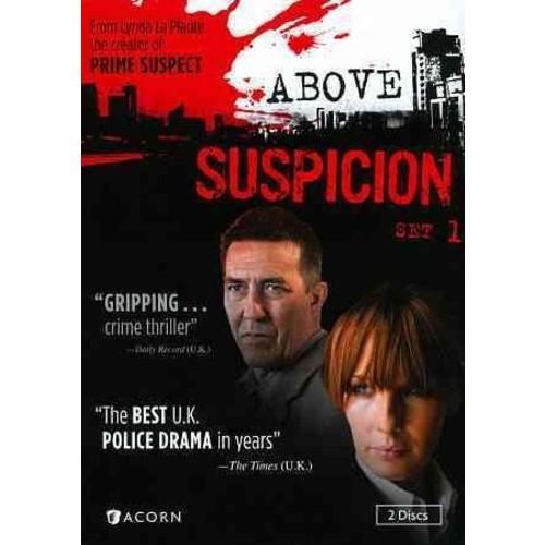 Above Suspicion Set 1 (DVD)