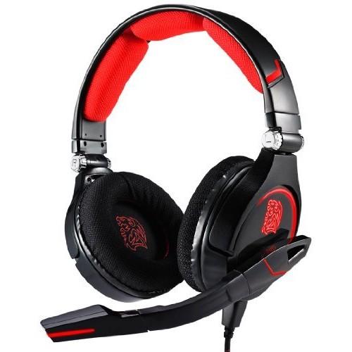 Headset Tt eSPORTS Cronos Gaming Headset schwarz