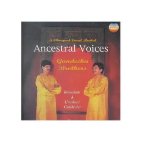 Dhrupad Recital [CD]