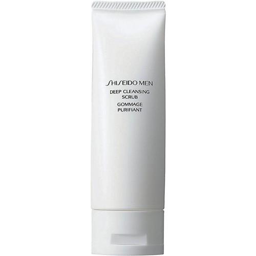 Shiseido Deep Cleansing Scrub