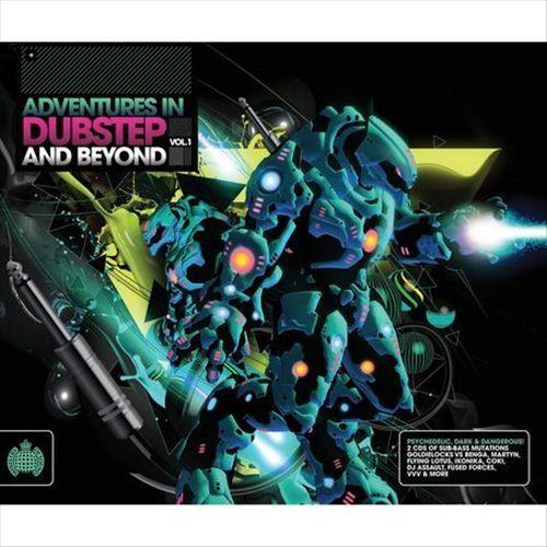Adventures in Dubstep & Beyond [CD]