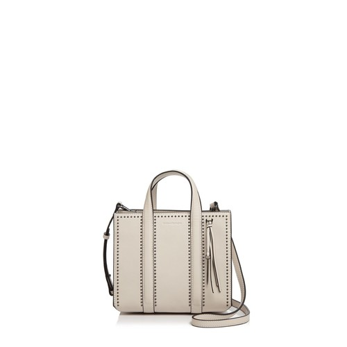 MACKAGE Kyra Studded Mini Leather Satchel