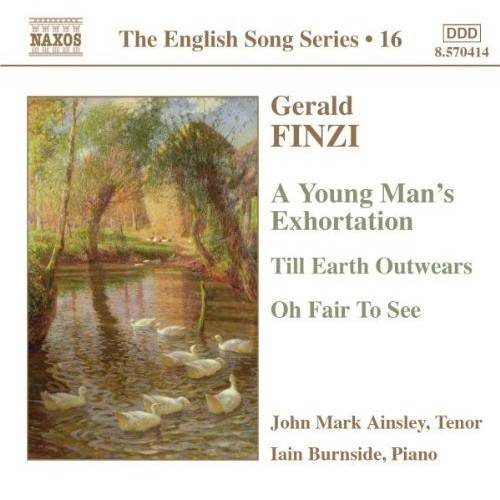 The English Song Series 16: Gerald Finzi