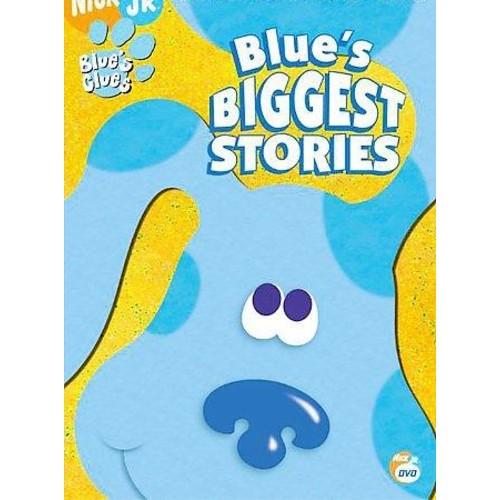Blue's Clues: Blue's Biggest Stories (DVD)