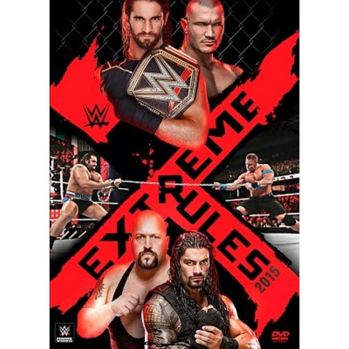 WWE: Extreme Rules 2015 (DVD)
