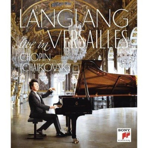 Lang Lang In Versailles (Blu-ray Disc)