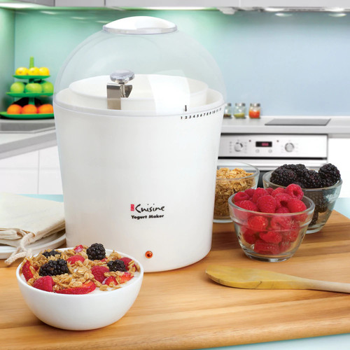 Euro Cuisine 2-qt. Yogurt & Greek Yogurt Maker