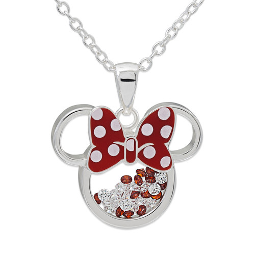 Disney Minnie Mouse Shaker Pendant