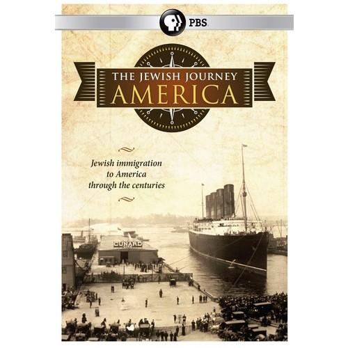 The Jewish Journey: America [DVD] [2015]