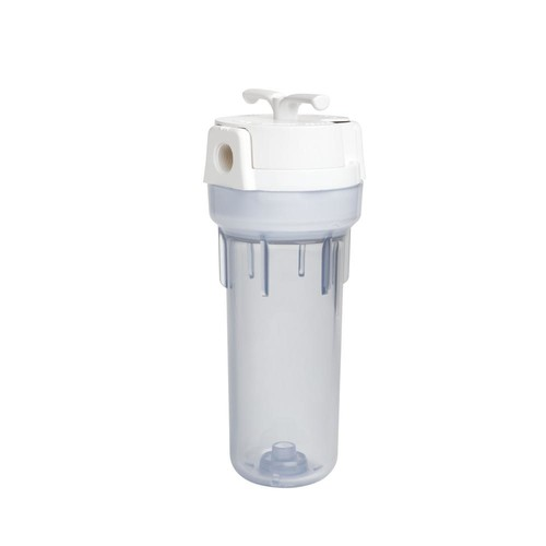 EcoPure Valve-In-Head Whole Home Water Filter System