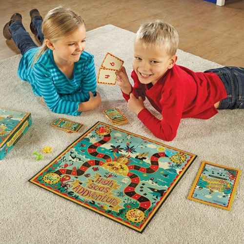 Learning Resources High Seas ADDventureA Game of Addition