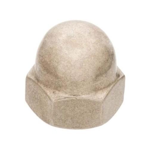 Everbilt 1/4 in. - 20 tpi Stainless Steel Cap Nut