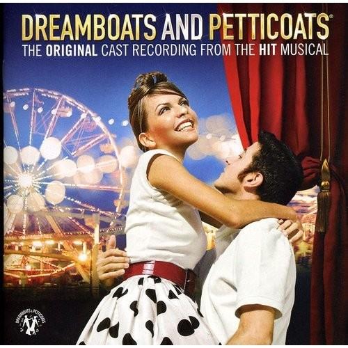 Dreamboats and Petticoats [Original Soundtrack] [CD]