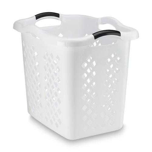 Homz 2138-0 2-Bushel Laundry Basket