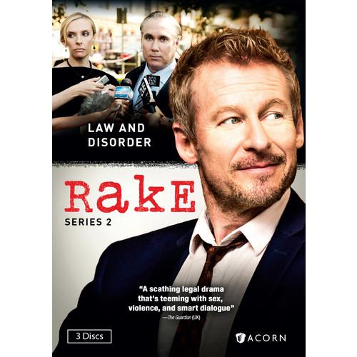 Rake: Series 2 [DVD]