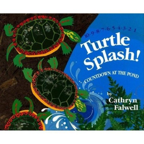 Turtle Splash!: Countdown at the Pond (Hardcover)