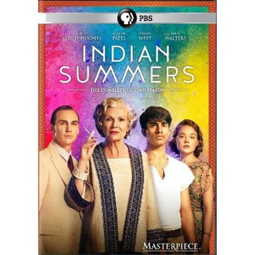 Indian Summers: The Complete Second Season (Masterpiece) [DVD]
