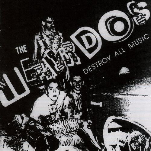 Destroy All Music [CD]