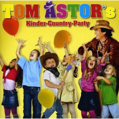 Kinder Country Party [CD]