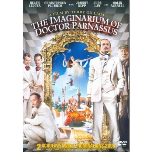 The Imaginarium of Doctor Parnassus (dvd_video)