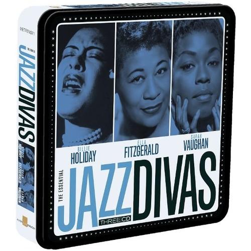 Essential Jazz Divas [CD]