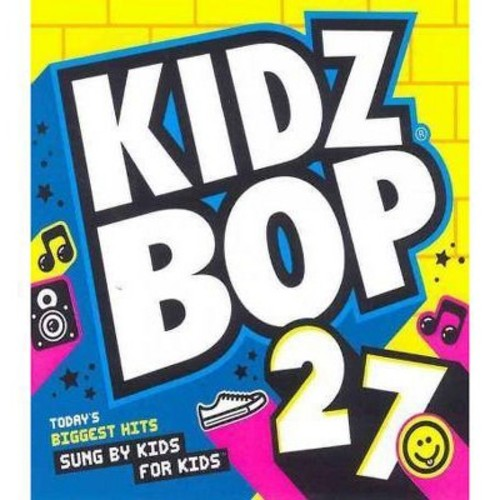 Kids for Kids: Kidz Bop 27 CD