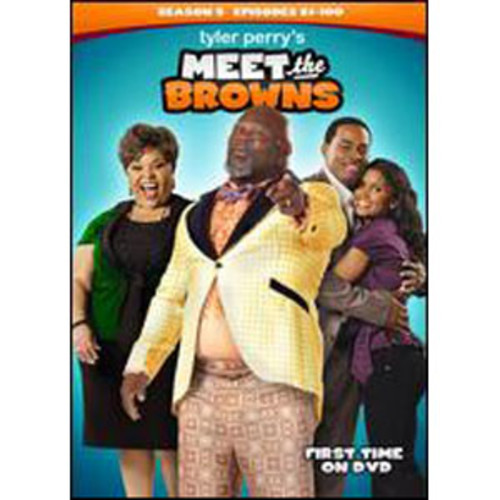 Tyler Perry's Meet the Browns: Season 5 [3 Discs]