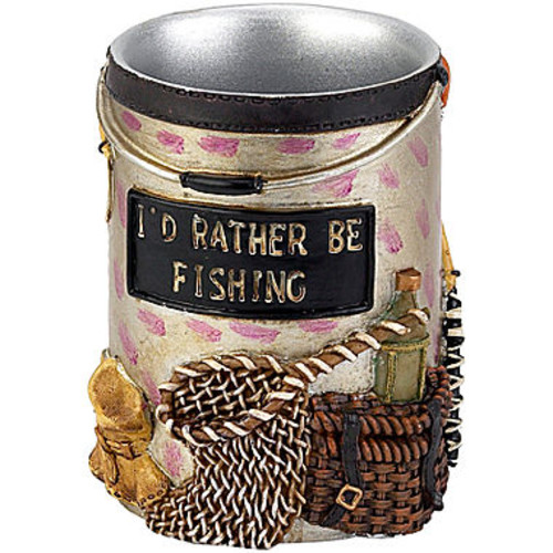 Avaniti Rather Be Fishing Tumbler