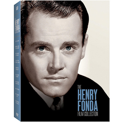Henry Fonda Film Collection [10 Discs] (DVD)
