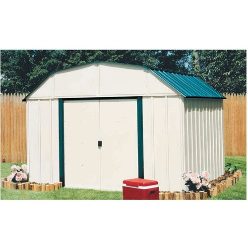 Arrow Sheridan Storage Building  10ft. x 14ft., Model# VS1014-C1