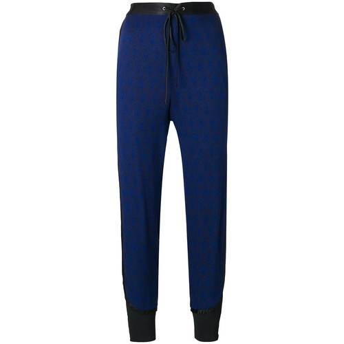3.1 PHILLIP LIM Side Stripe Tapered Trousers