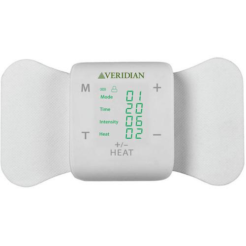 Veridian TENS + Heat Wireless Pain Management Solution