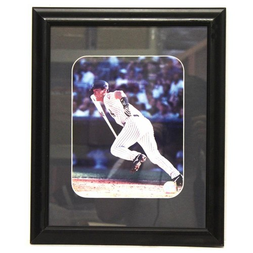 York Yankees Hideki Matsui Deluxe Frame