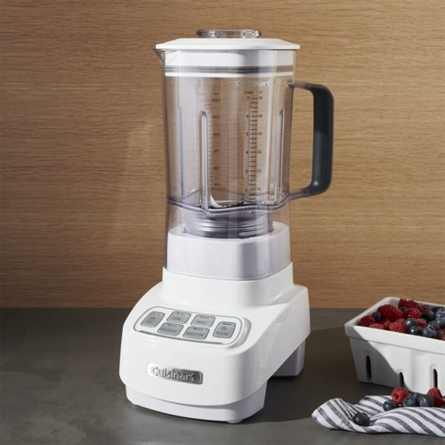 Cuisinart  Velocity White/Stainless Steel Blender