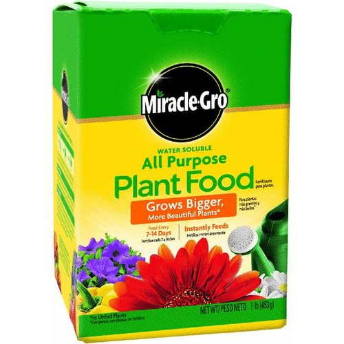 Miracle-Gro All Purpose Dry Plant Food - 160101