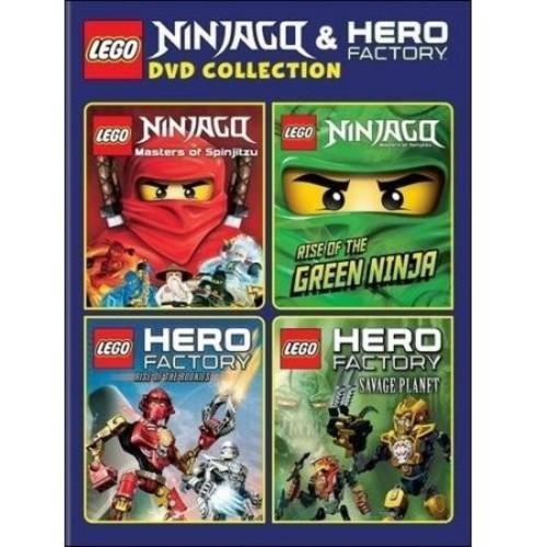LEGO: Ninjago And Hero Factory Collection (Widescreen)