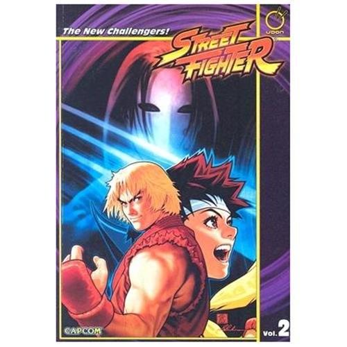 Street Fighter Volume 2