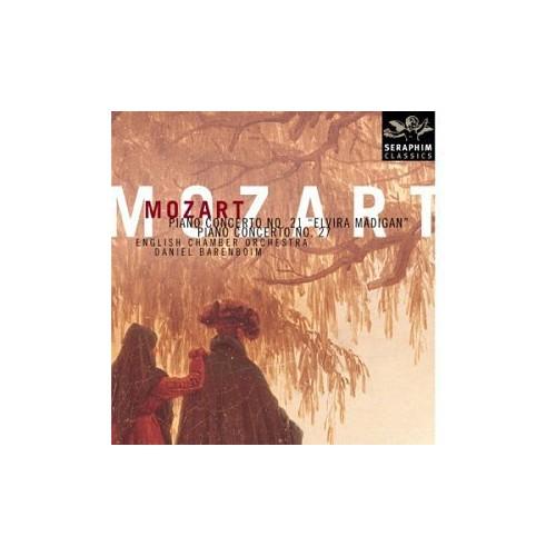 Piano Concertos 21 & 27