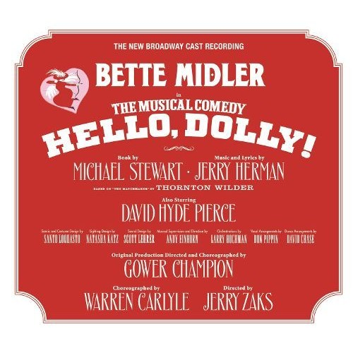 Hello, Dolly! [2017 Broadway Cast Recording] [CD]