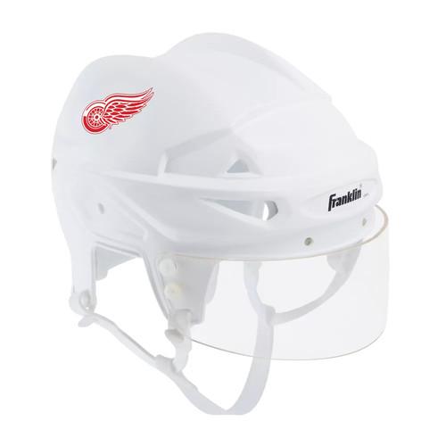Franklin NHL Hockey Detroit Red Wings Mini Player Helmet