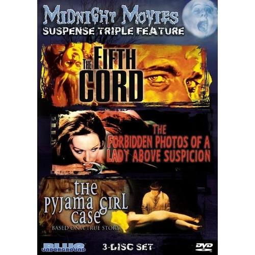 Midnight Movies V13-Suspense Triple Feature