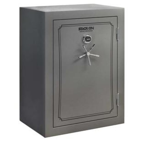 Stack-On TD-69-GP-C-S 51-69 Gun with Combination Lock, Gray Pebble