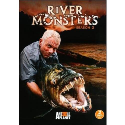 River Monsters: Season 2 [2 Discs] [DVD]