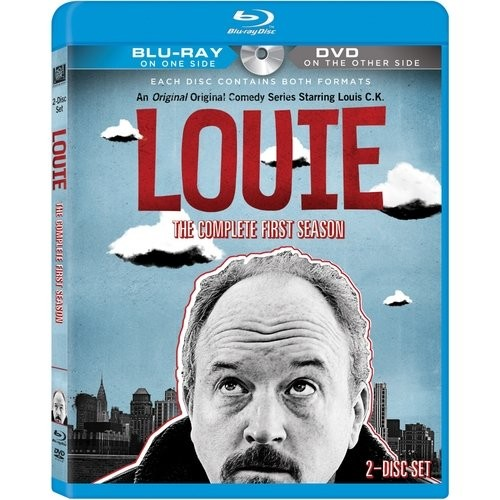Louie: The Complete First Season (Blu-ray + Standard DVD) (Widescreen)