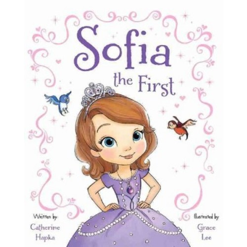 Sofia the First (Hardcover) by Catherine Hapka